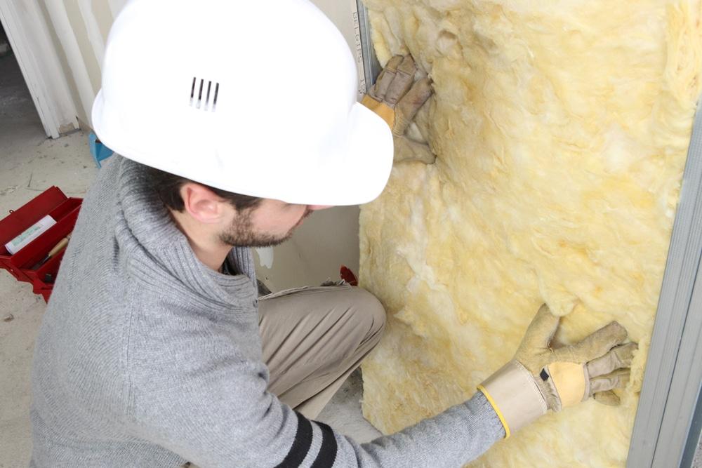 Le professionnel a pour mission d'assurer la protection thermique de la maison